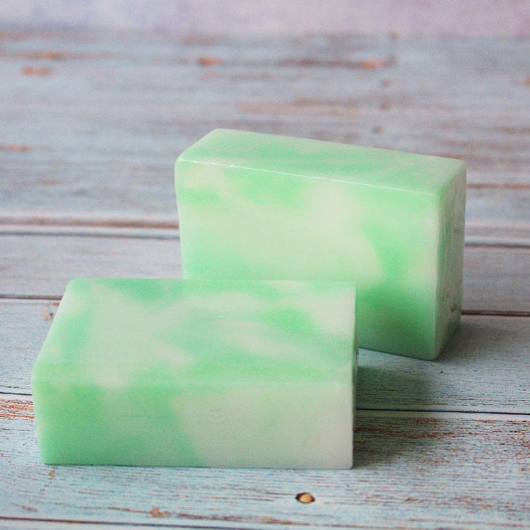 Wholesale 100% Natural Aloe Vera Soap For Beauty