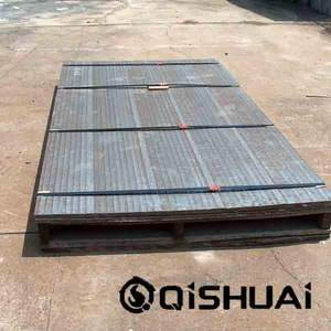 Hot rolled chromium carbon steel plate/sheet