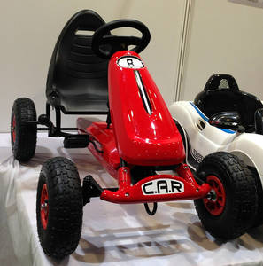 ZH003 New Pedal Go Kart, Pedal Car, Kids Ride on
