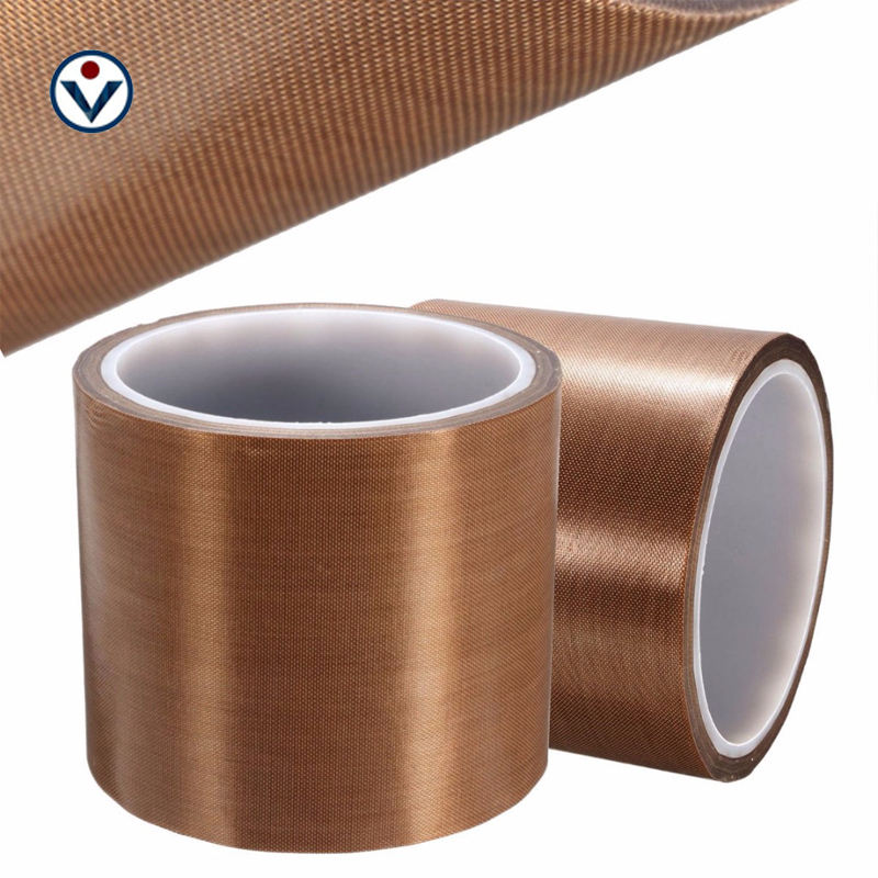 PTFE Coated Fiberglass Tape,high Temperature Tape;Drying Mechanical Conveyor Belt;Welding Sealing Tape