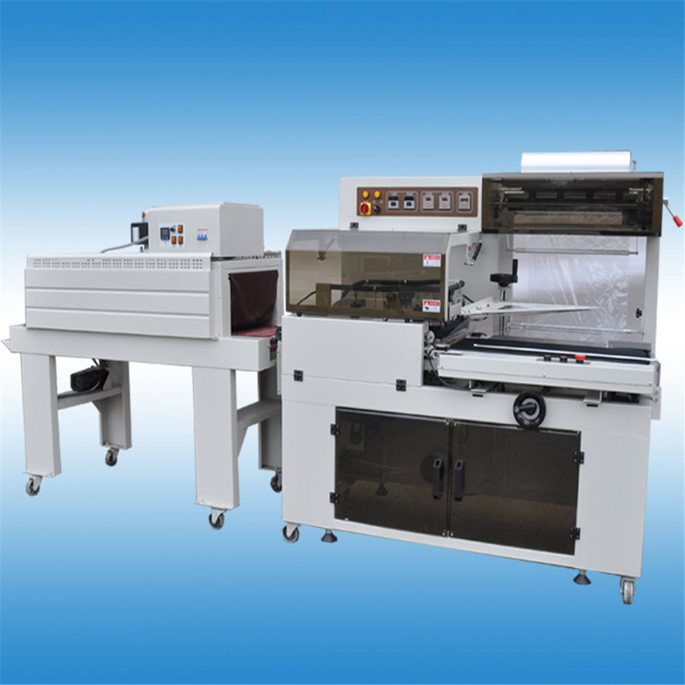 guangzhou machinery auto sealing shrink wrap machine for books