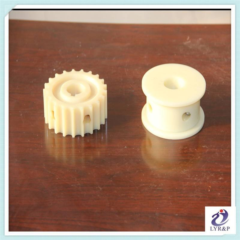 Gear Custom Made Plastic Injection Mold Nylon Tooth Gears