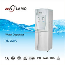 YL-208 Standing Hot and Cold Water Dispenser/Bottle Top Water Filter
