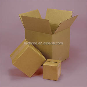 5-ply custom printed corrugated carton for express