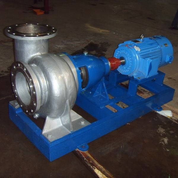 High Pressure Electric 250mm HW Mixed-Flow surface Water Pump
