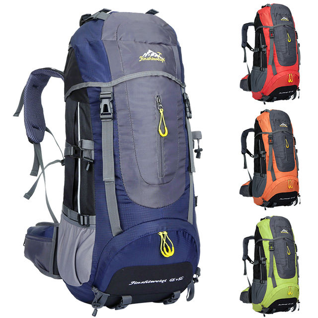 high end nature hike backpack 75l mountain backpack wholesale