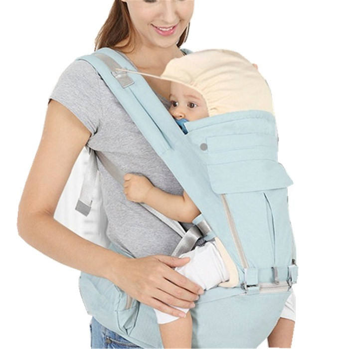 6-IN-1 Ergonomic 360 Baby Hip Seat Carrier, 딱 대 한 단독으로 간호 from 유아 에 유아