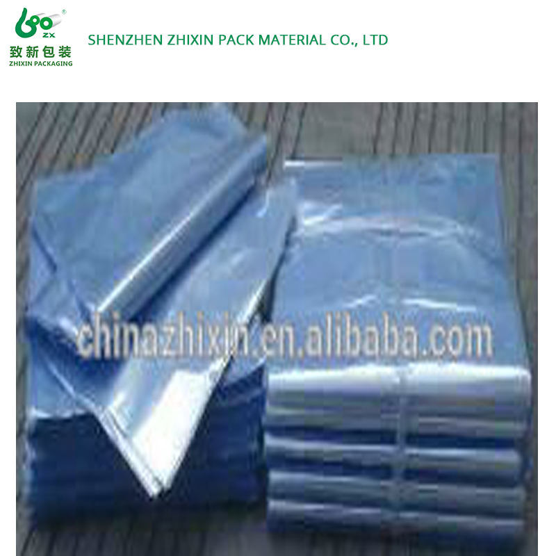OEM POF shrink film / POF heat shrink bag for out packaging