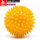 Hot selling 8cm body head pilates spiky massage ball