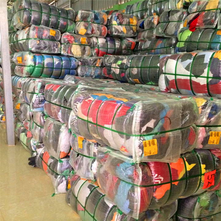 Good Used clothes bale packing used clothing second hand clothes export to Africa