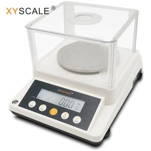 jewelry scale 10mg precision XY-2C models with electronic scale sensor and lcd scale scanner