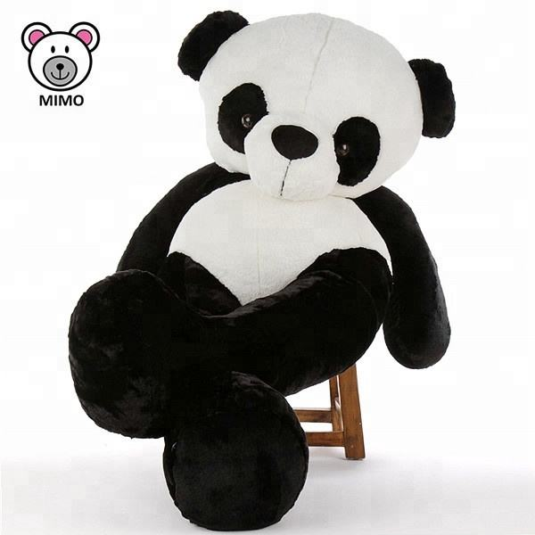 Birthday Gift Huge Giant Plush Panda Teddy Bear Toy For Kids LOW MOQ Cheap Cartoon Stuffed Animal Soft Toy Plush Big Panda Bear