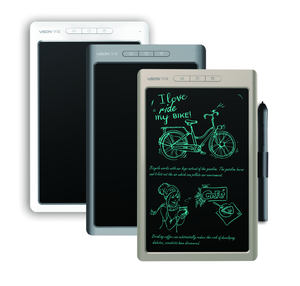 2020 New electronic notebook and LCD writing tablet with real memory cloud storage