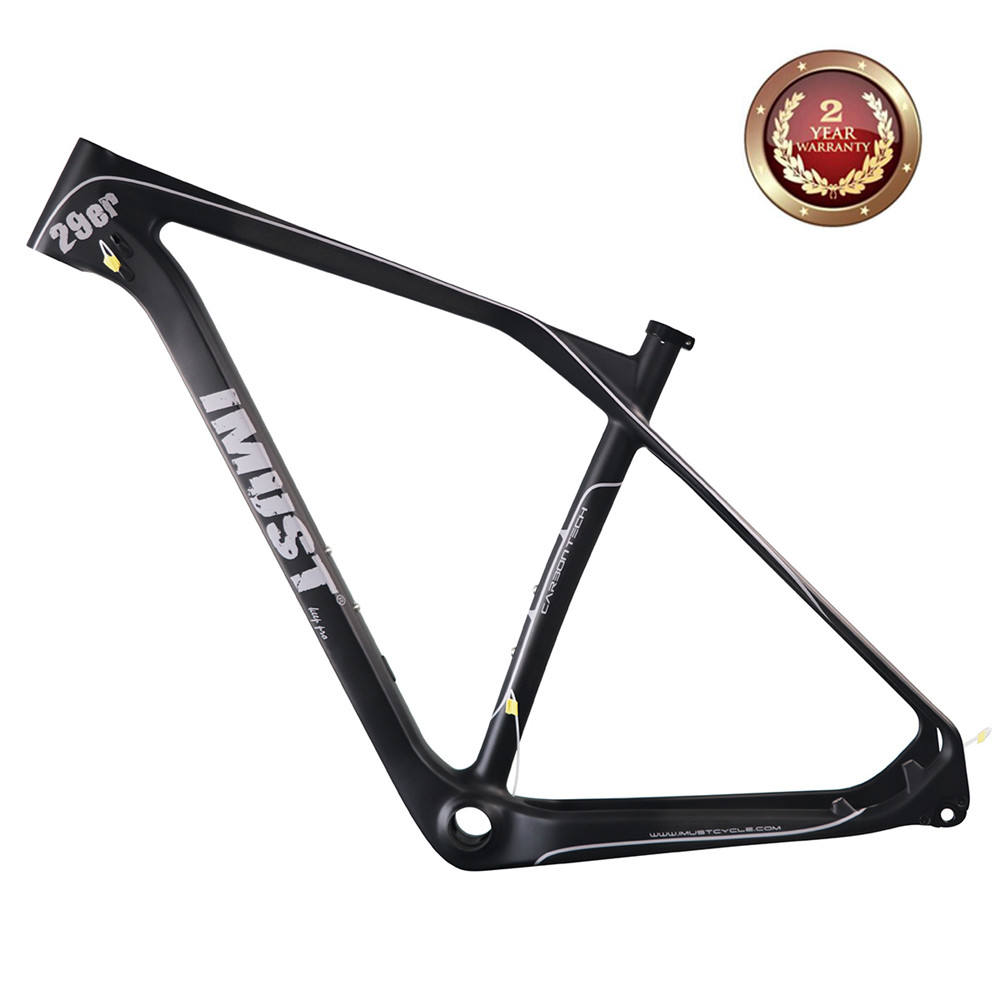 China Completa <span class=keywords><strong>Quadro</strong></span> De Carbono <span class=keywords><strong>Mtb</strong></span> 29er <span class=keywords><strong>Quadro</strong></span> de Bicicleta de Montanha Com 135/142mm eixo