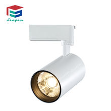 High Quality  Adjustable LED track light 10W 20W 30W COB spotlight