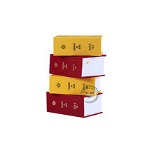 English learning education hardcover case bound small pocket dictionary printing factory