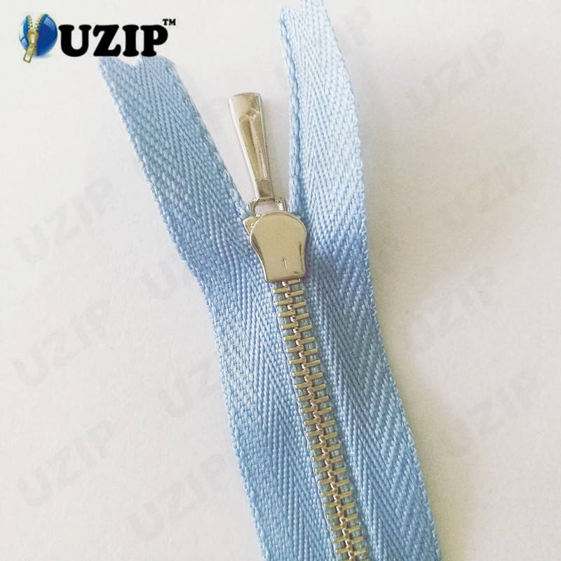 no 0 1 2 special decorative riri zipper and tiny little small zipper Guangzhou in China