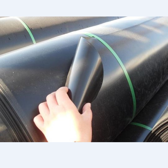2.0mm HDPE geomembrane liner for aquaponics pond liner