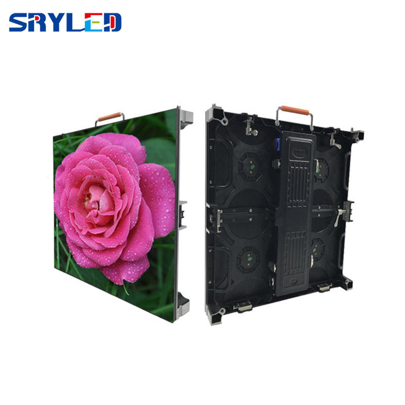 Outdoor P4.81 rental led screen display for concert stage background led display