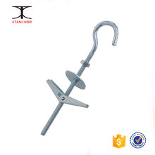surface treatment anchor M5*90 Spring Toggle/Gravity Metal Fasteners butterfly toggle anchors