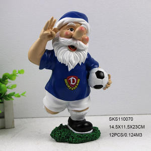 Hot Selling Hars Sport Gnome Voetbal Gnome Voetbal Tuin Gnome-College