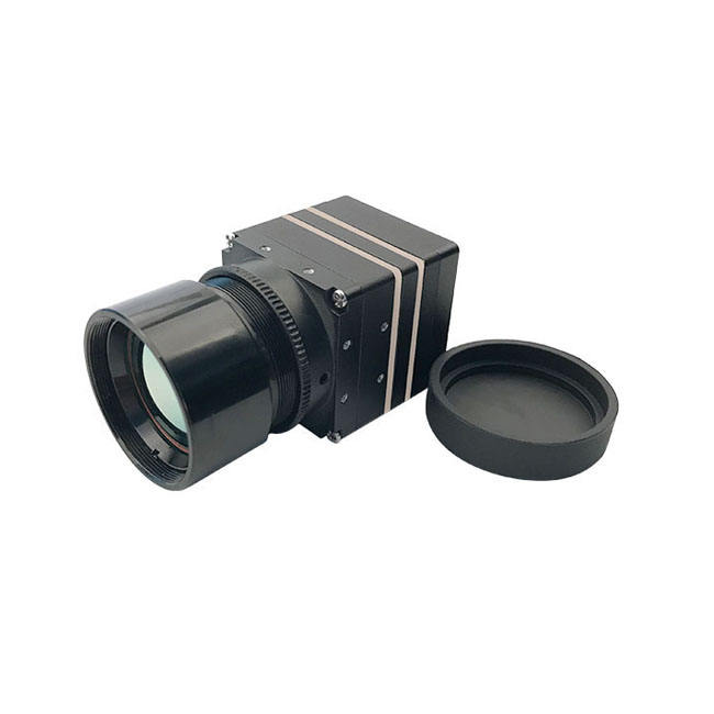 Mini thermal imaging wireless spy night vision camera module