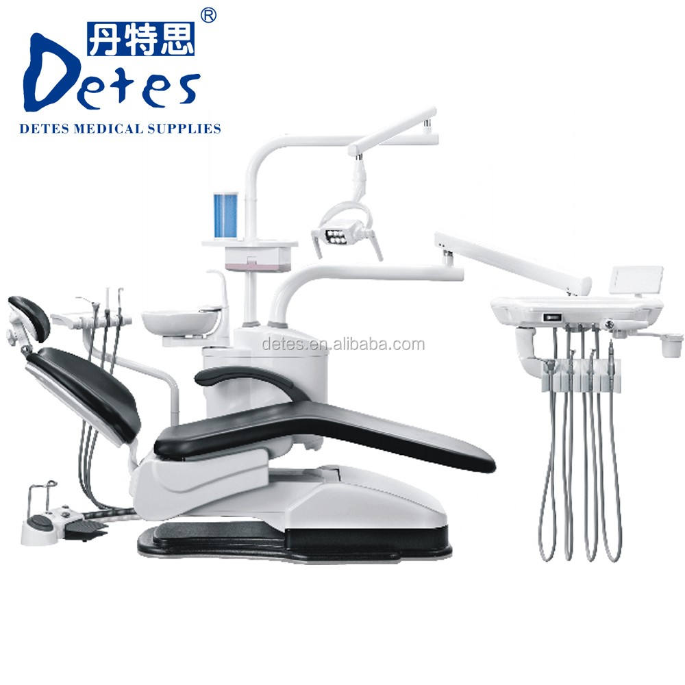 Computer Controlled Dental Unit Chair CE/ISO Approved type TS-TOP303 Standard from the factory of Detes,China