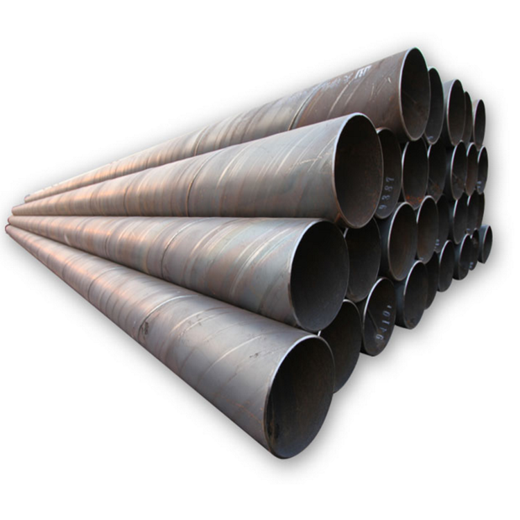 low carbon steel Q195-Q345 LSAW/SSAW steel pipe
