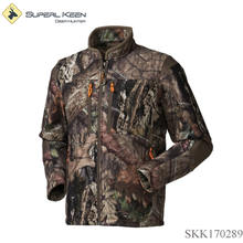 Outdoors Men's Softshell Hunting Jacket-Mossy Oak Break Up Country