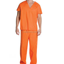 OEM Service supply new style custom logo longevity one piece jumpsuit prison uniforms