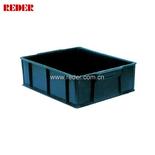 ESD hot sale conductive plastic container