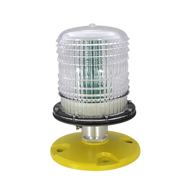 Factory Price airfield Perimeter aircraft landing lamp Heliport runway aviation obstruction lights helipad Taxiway lighting