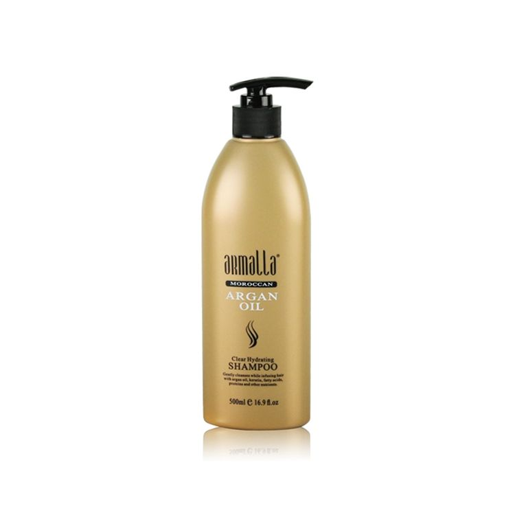 European Hair Best Shampoo Brand Armalla Mild Argan Oil Shampoo