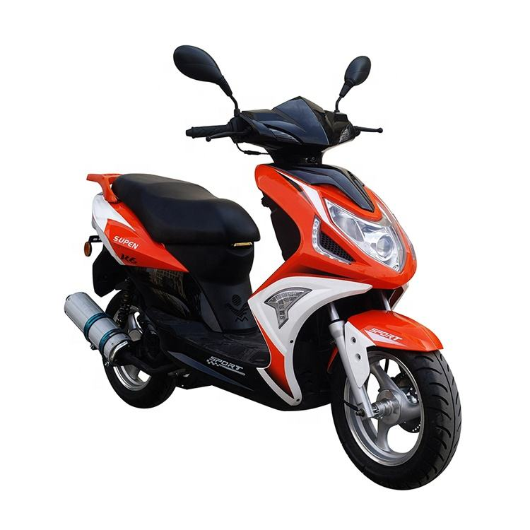 High Quality Custom Petrol 150CC Cheap Sale Small Gas Scooter