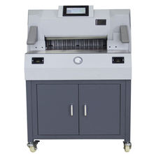 A2 heavy duty guillotine paper cutter SG-500V9