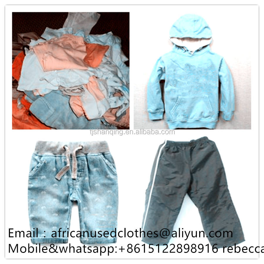 used clothing lots/2019 exporting used clothing/used cothes/baby light rummages(0-5years)