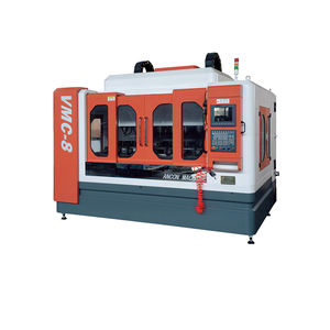 Precisie China metalen hobby cnc boormachine verticale cnc freesmachine