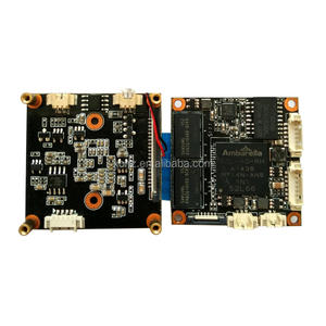2017 Best selling 4 megapixel ip camera module Ambarella network camera module with SDK package