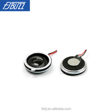 Manufacture High Quality 28mm Mini Mylar Speaker 0.5w 500Hz Speaker