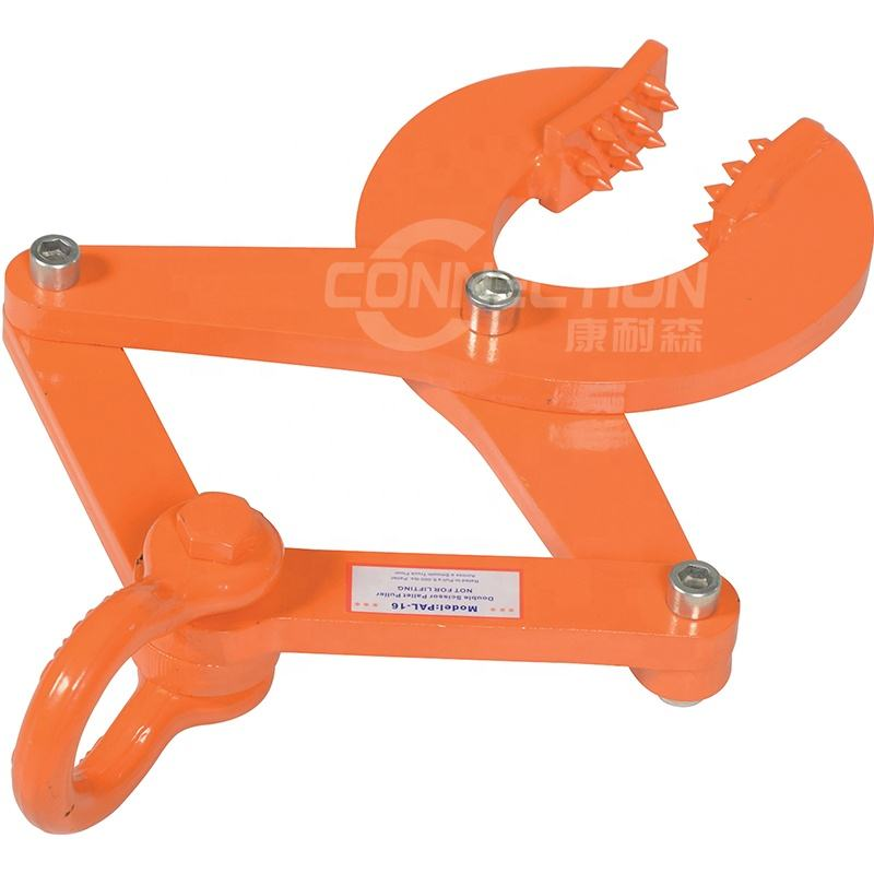 Heavy duty Industrial tools container grabber pallet puller