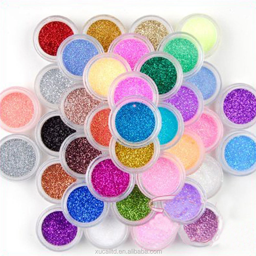 bulk multi color decoration fine glitter for decoration