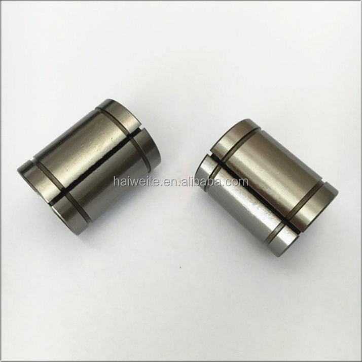 High Precision Small Opening Adjustable Linear Motion Rolling Linear Bearing LM16AJUU