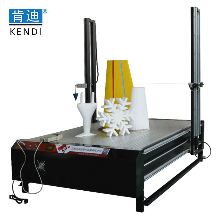 Economical &Popular CNC Foam Cutter Hot Wire Styrofoam Cutter