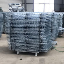 Pallet rack wire Mesh Decking Manufacturer