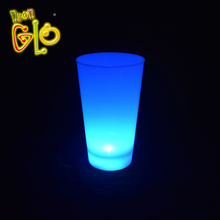 Bar Favor Decoration 16oz Led Light Flashing Multi-Color LED Pint Glass cup