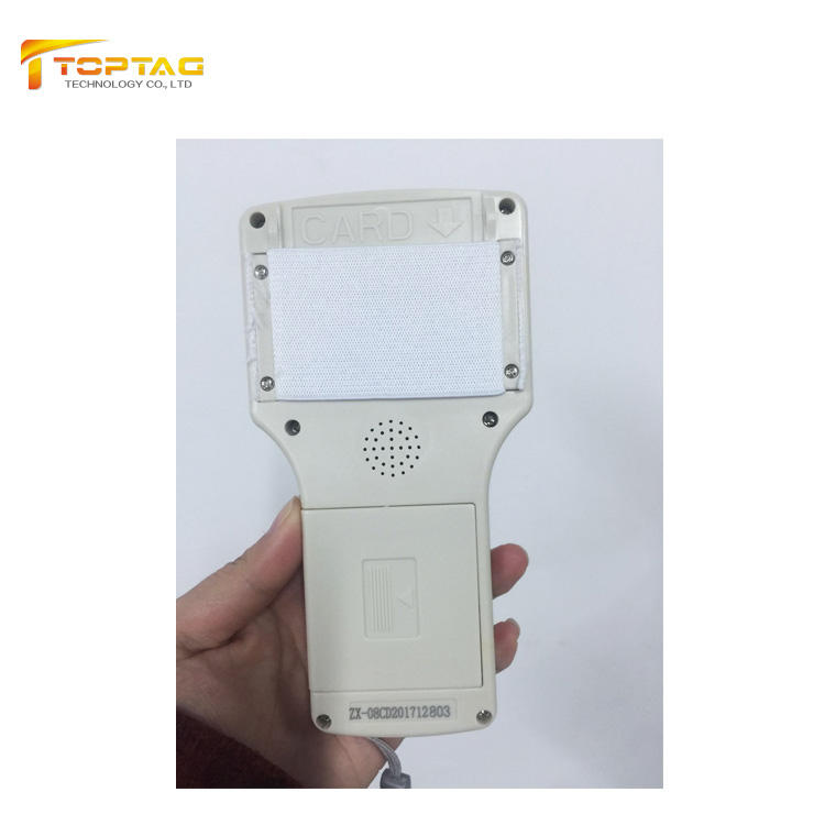 125 khz 13,56 mhz ISO11784 ISO14443A proximity card cloners