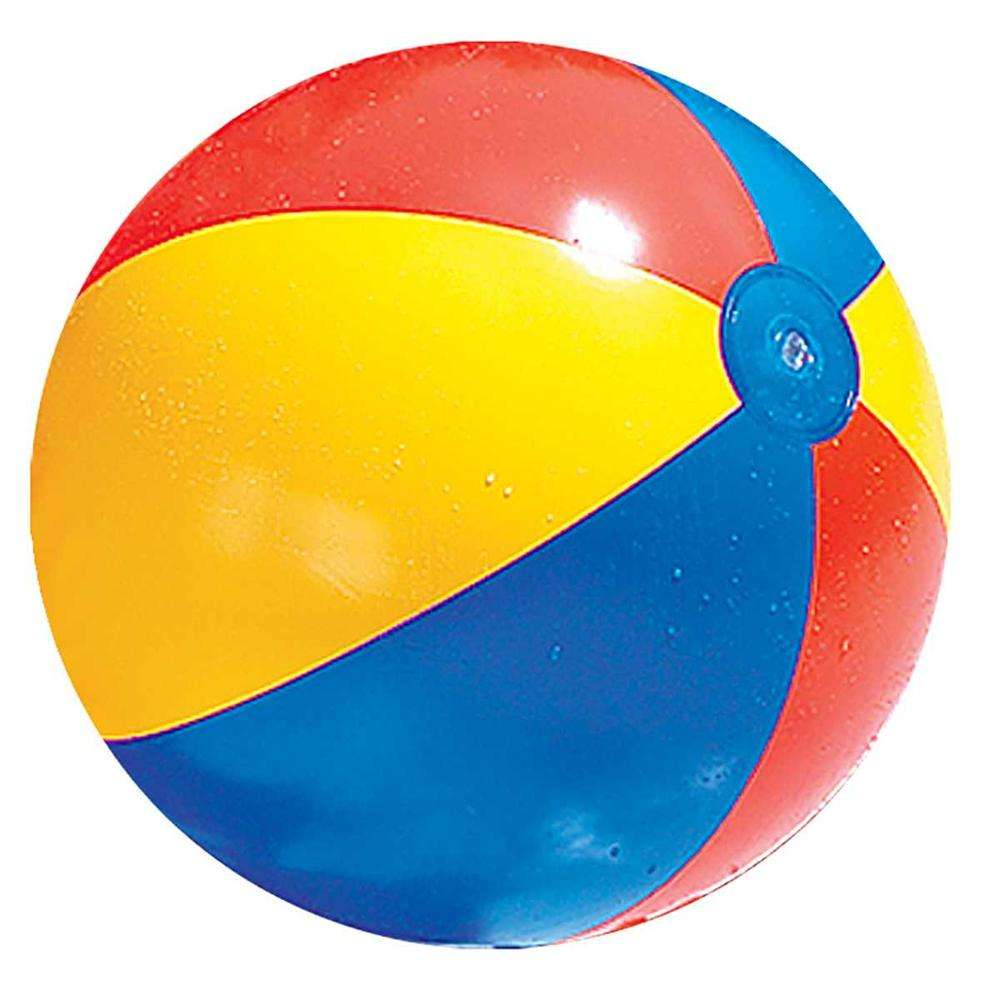 Professional custom PVC children Inflatable Beach Ball Water Floating Rainbow Inflatable Wholesale watermelon Beach Ball