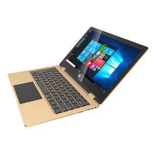 Super slim 11.6 inch intel mini gaming laptop rotating laptop