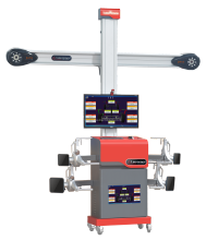 lawrence car 3d  manual wheel alignment equipment