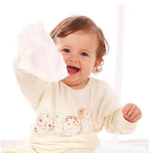Hot selling in Amazon natural baby wipes pure water alcohol free